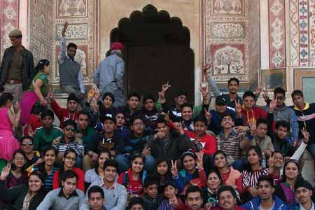 School College Tour Rajasthan