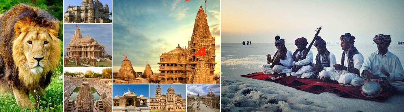 Best Tourist Places In Gujarat