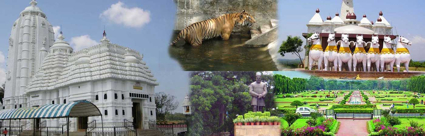 Top tourist destination Jharkhand