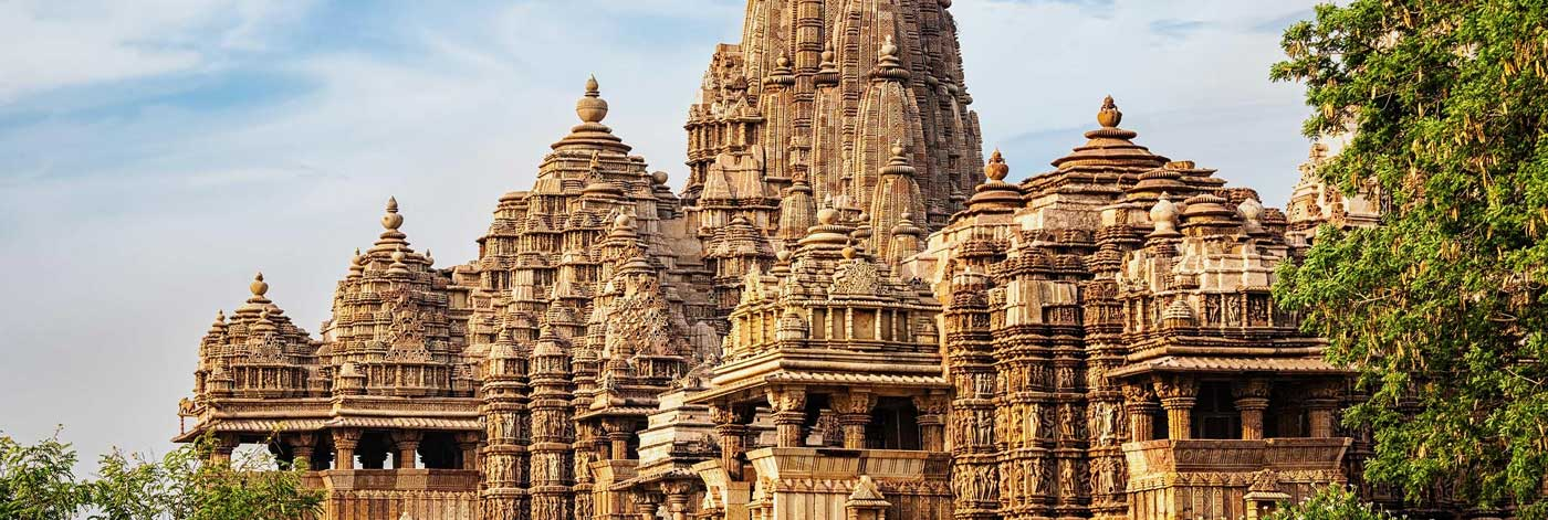 Top tourist destination Khajuraho