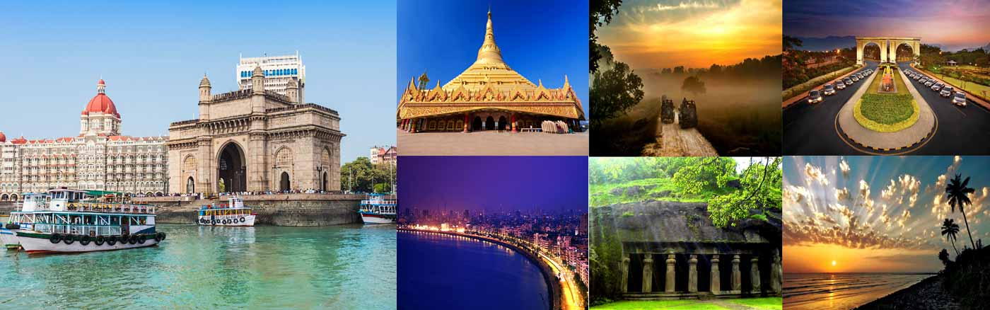 Top tourist destination Maharashtra