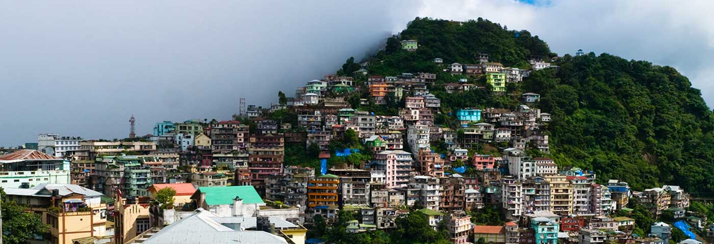 Top tourist destination Mizoram