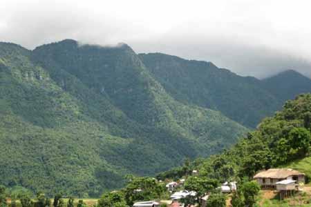 Phawngpui Peak