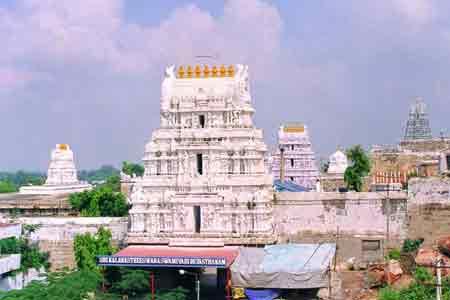Sri Kalahasteeswara Temple