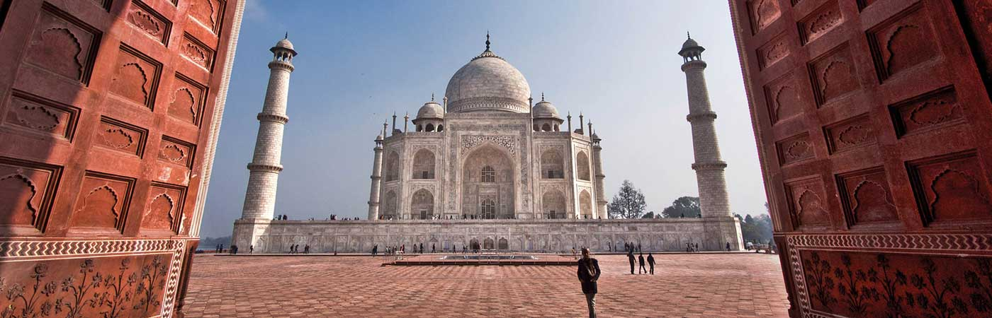 Top tourist destination Agra