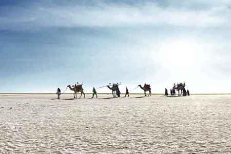 White Desert Rann of Kutch