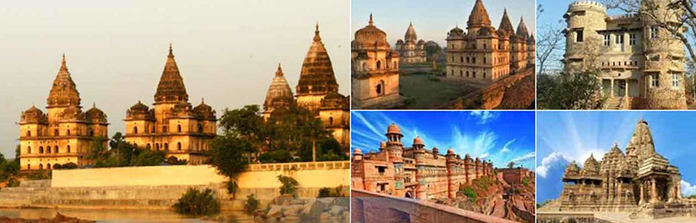 Top tourist destination madhya pradesh